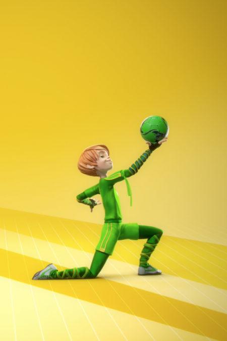 LORD02-Ninjaz-Maga-animation-Extreme-football-tricks-calcio
