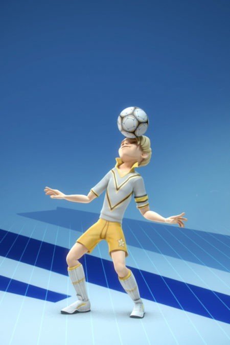 WALTER02-Magics-Maga-animation-Extreme-football-tricks-calcio